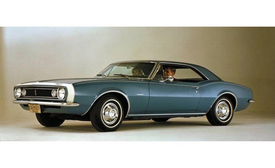 <p>The first Camaro went on sale in September 1966 with a base price of $2466. Just over 220,000 were sold that first year compared to more than 480,000 Mustangs during the same period. The base engine was a 230-cubic-inch (3.8-liter) straight-six rated at 140 gross horsepower. The option list was long and included four different small-block V-8s and two big-blocks. The top choice was the 375-hp, 396-cubic-inch (6.5-liter) L78 big-block.</p>