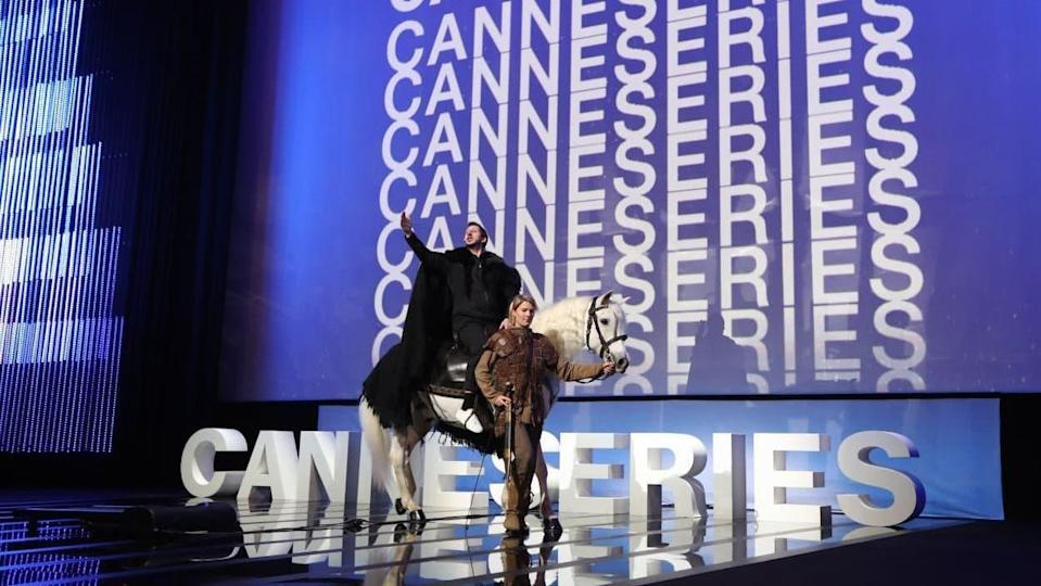 Canneseries - Valery Hache - AFP