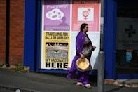 Areas of the country with large ethnic minority populations have more difficulty accessing healthcare (AFP/Oli SCARFF)
