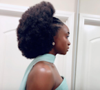 Why choose between your natural texture and braids when you can have both?
