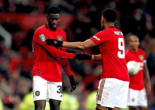 Axel Tuanzebe and Anthony Martial received sickening racist abuse this week