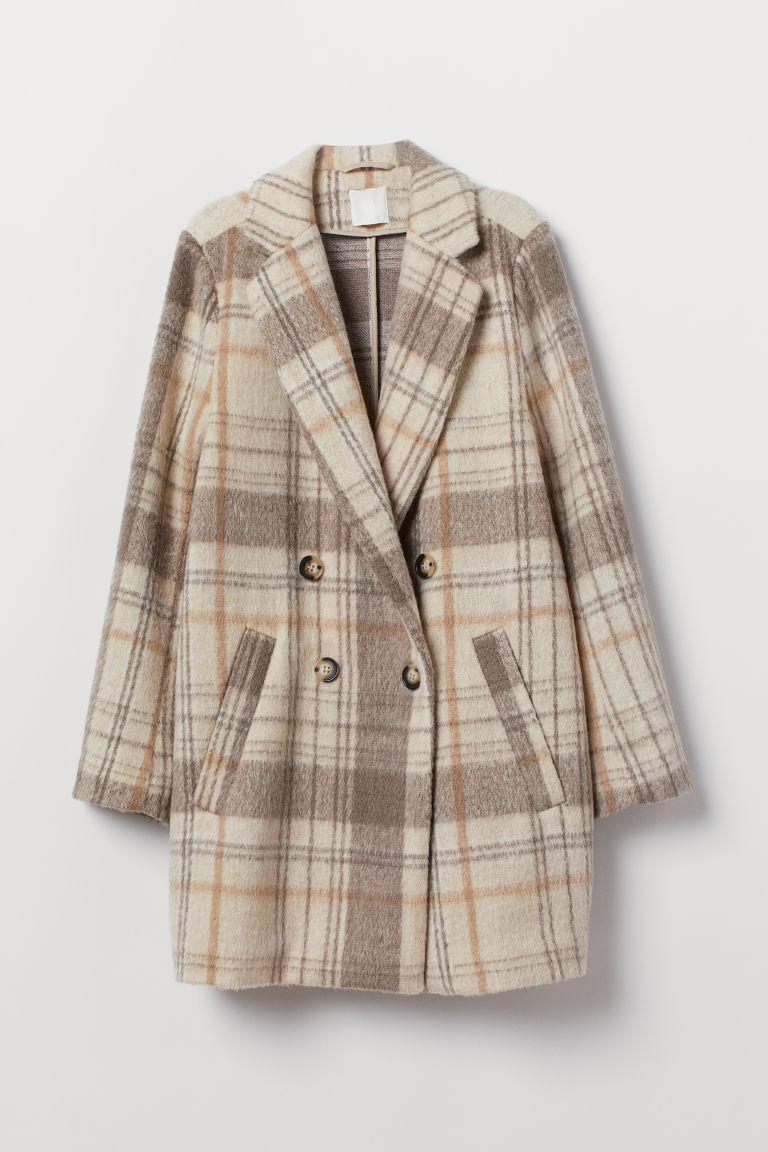 H&M Double-Breasted Coat. (Photo: H&M)