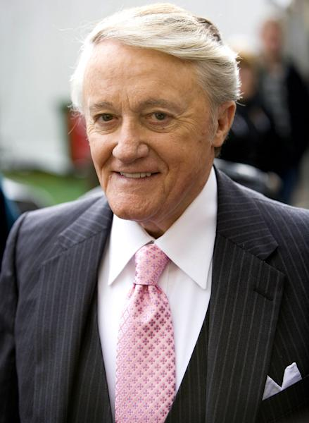 Actor Robert Vaughn, who starred in TV show 'The Man From U.N.C.L.E.' has died at the age of 83 of acute leukemia — details