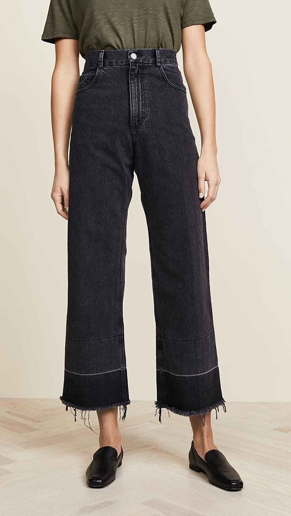 <p>These <span>Rachel Comey Legion Jeans</span> ($345) packs effortless style.</p>