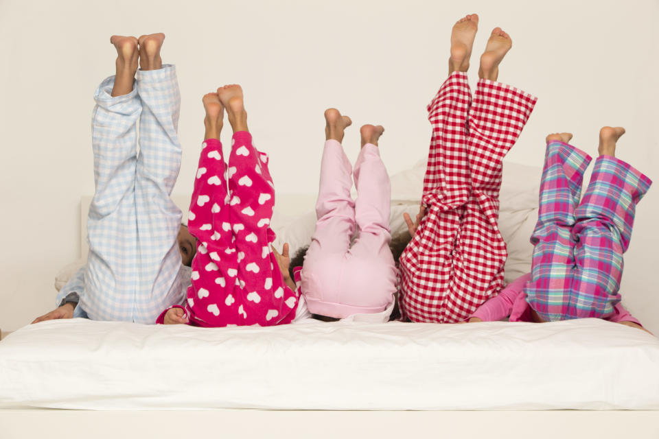 How often do you wash your pyjamas? [Photo: Getty]