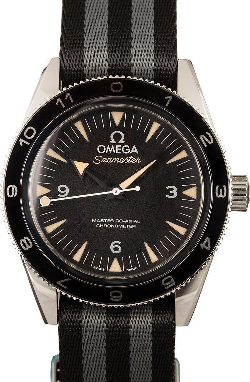 "<p><strong>Omega</strong></p><p>bobswatches.com</p><p><strong>$6500.00</strong></p><p><a href=""https://www.bobswatches.com/auctions/omega-seamaster-spectre"" rel=""nofollow noopener"" target=""_blank"" data-ylk=""slk:LEARN MORE"" class=""link rapid-noclick-resp"">LEARN MORE</a></p>"