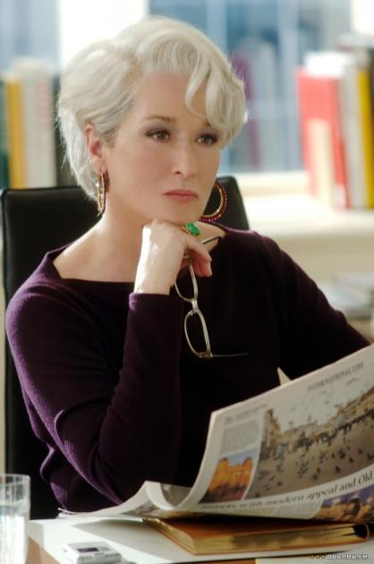 Meryl Streep as Miranda in 2006's 'The Devil Wears Prada' -- Twentieth Century Fox