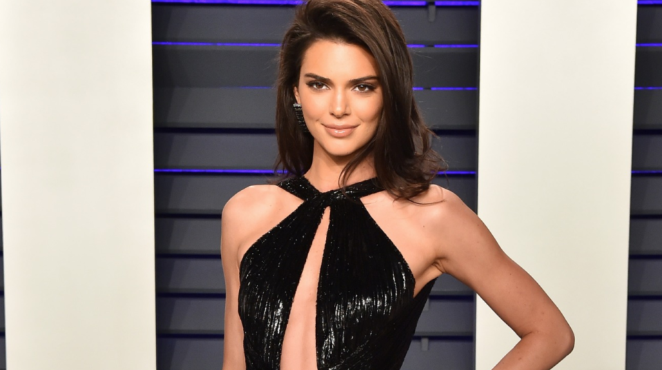 Kendall Jenner. Image via Getty Images.