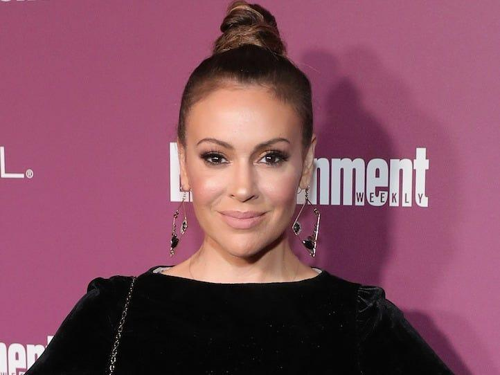 Alyssa Milano is an actress.