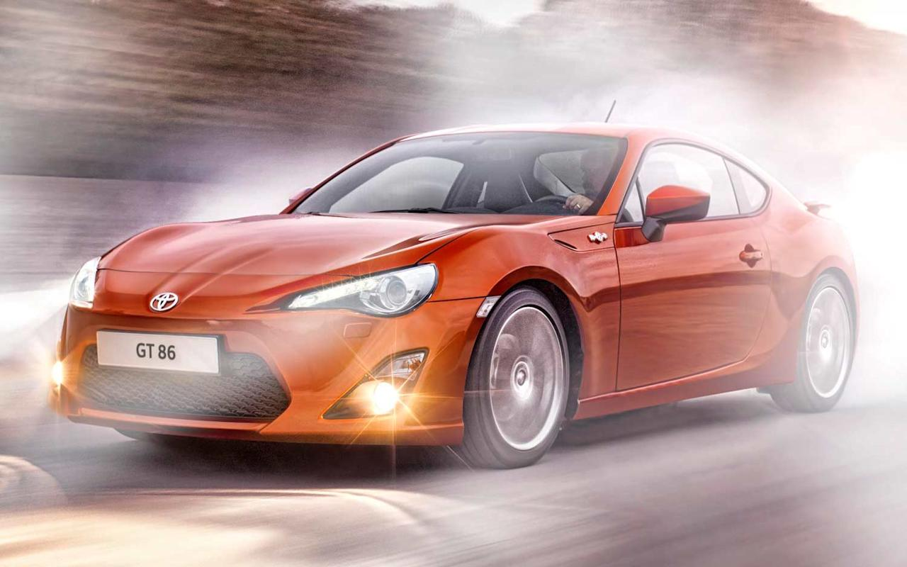 """<p class=""""MsoNormal"""">The spiritual successor to the Toyota Corolla/Sprinto Trueno with the chassis code AE86, the Toyota 86 is a lightweight RWD sports car created in conjunction with Subaru. With a curb weight under 2700 lbs and a center of gravity lower than the Ferrari 458 Italia, the Toyota 86 aims to be a consummate driver's car.</p>"""