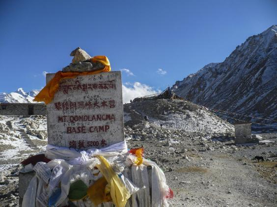 Test your metal on an Everest base camp trek (G Adventures)