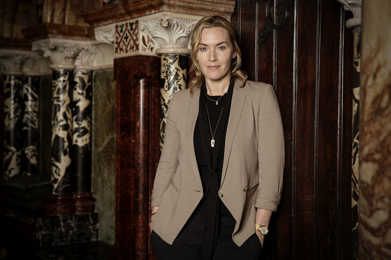 Kate Winslet on Who Do You Think You Are? (BBC)