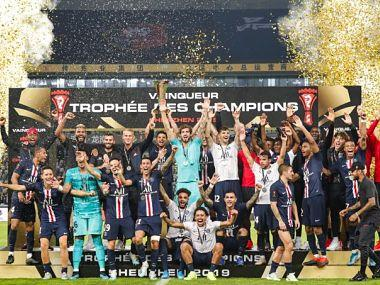 French Champions Trophy: Kylian Mbappe stars as Neymar-less Paris Saint-Germain beat Rennes to win first title of season