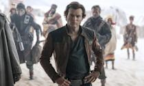 <p>There was plenty of behind-the-scenes strife (which probably helped its profile), but ultimately, it's Star Wars and the chance to see what Han got up to before he met Luke and co. was too good to pass up. </p>