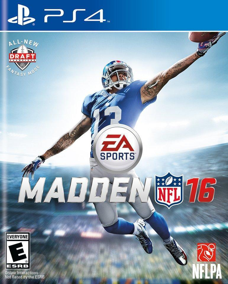 Madden 16 cover (via Electronic Arts/Sony)