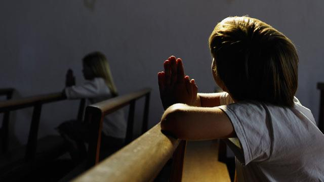 Atheists Who Go to Church: Doing It for the Children