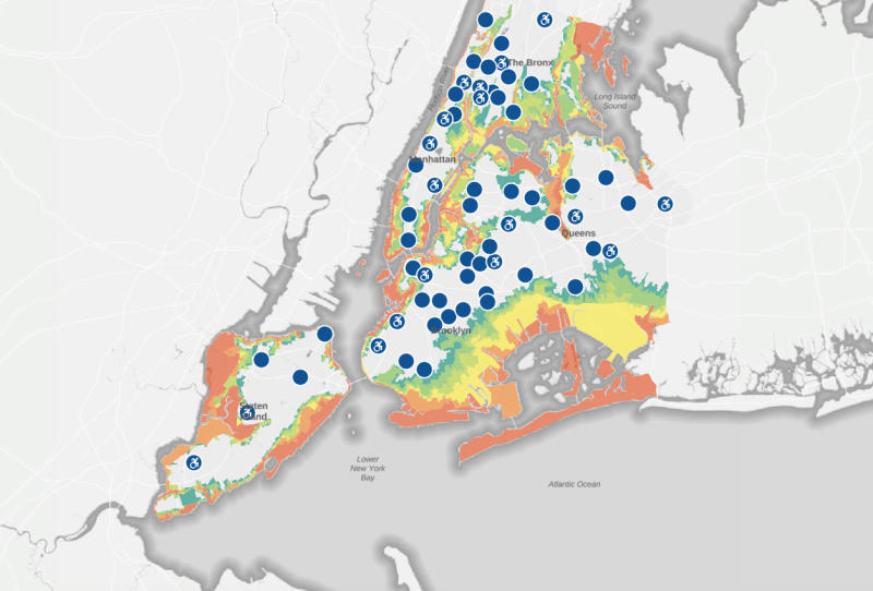 A major change after Hurricane Sandy was the introduction of hurricane evacuation zones