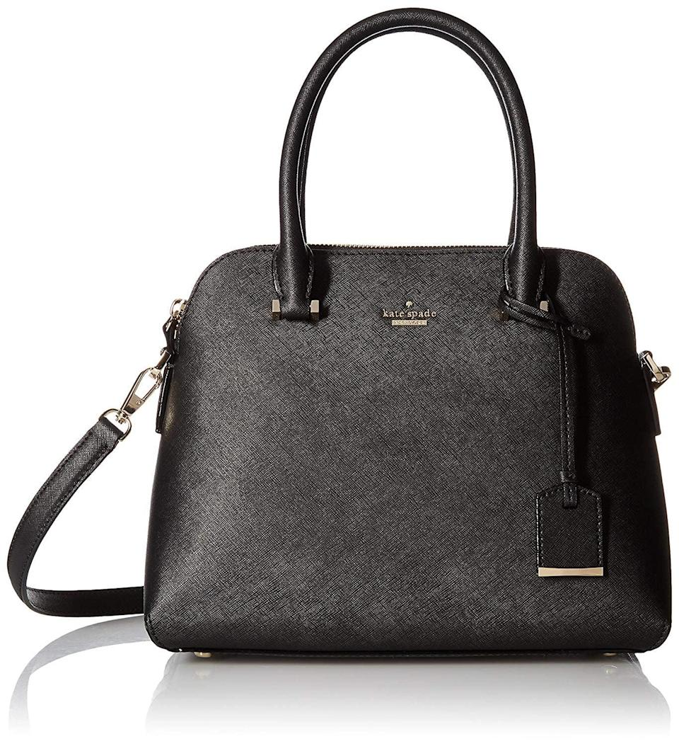 <p>This <span>Kate Spade New York Cameron Street Maise Bag</span> ($278) is one of the top-rated designer purses on the whole site.</p>