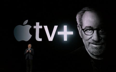 Steven Spielberg - Credit: Apple