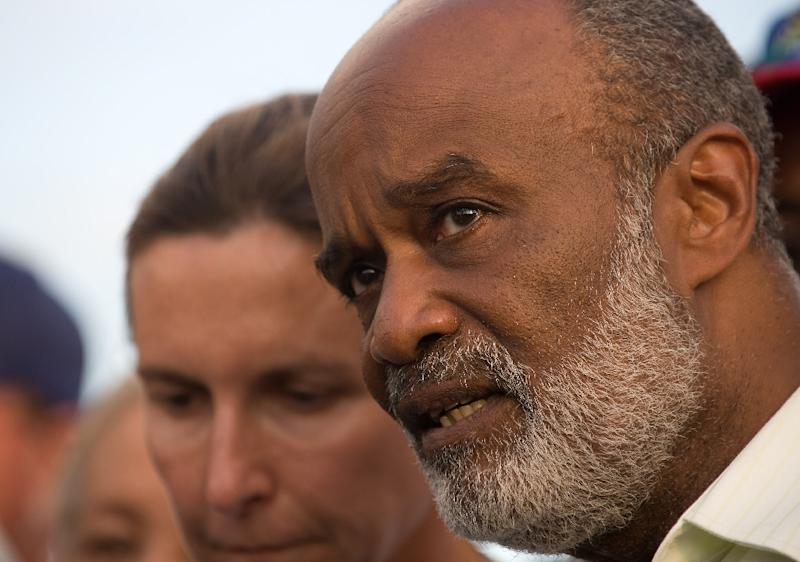 Former Haitian President Rene Preval, pictured in January 2010, had a reputation of being an honest and efficient administrator, serving as president from 1996-2001 and again in 2006-2011