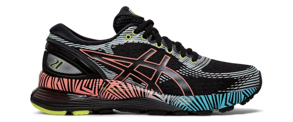 Gel-Nimbus 21 ls, Running, S$181.30 (was S$259). PHOTO: ASICS