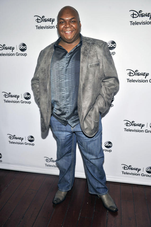 "Windell Middlebrooks (""Body of Proof"") attends the Disney ABC Television Group 2013 TCA Winter Press Tour at The Langham Huntington Hotel and Spa on January 10, 2013 in Pasadena, California."