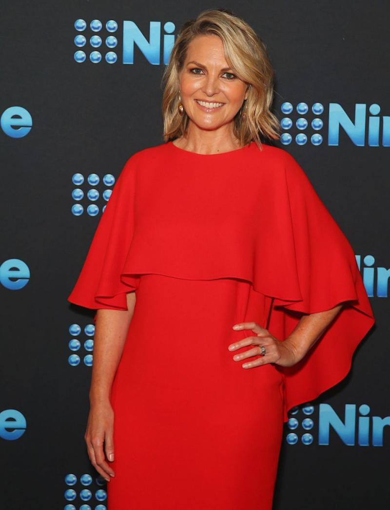 Georgie Gardner won't be returning to the Today show. Photo: Getty