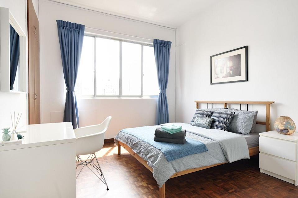 """<p>If you've got an extra bedroom or two to spare, you should consider becoming an AirBnB host. It's a pretty simple gig that has the potential to bring in a steady cashflow, especially if you live in a tourist destination. Some AirBnB hosts who rent out multiple properties <a href=""""https://www.fastcompany.com/3021179/secrets-of-running-a-six-figure-airbnb-business"""" rel=""""nofollow noopener"""" target=""""_blank"""" data-ylk=""""slk:can make well over six figures per year"""" class=""""link rapid-noclick-resp"""">can make well over six figures per year</a>, according to <em>Fast Company.</em> All you need to do is make sure you have a nice, clean space for your guests to stay and all the basic amenities that they could need. Think basic dish ware, a coffee maker, towels, storage space, etc.</p>"""