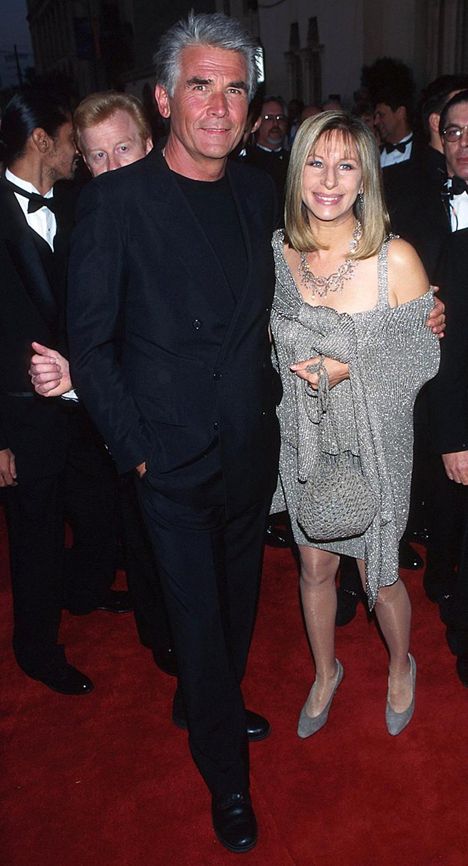 <p>Although nominated for Best Original Song from 'The Mirror Has Two Faces,' Streisand declined to sing for the live show. (Photo: Kevin Mazur/WireImage) </p>