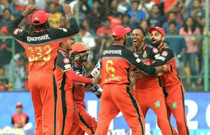 Badree's hat-trick in maiden over rocks Bengaluru