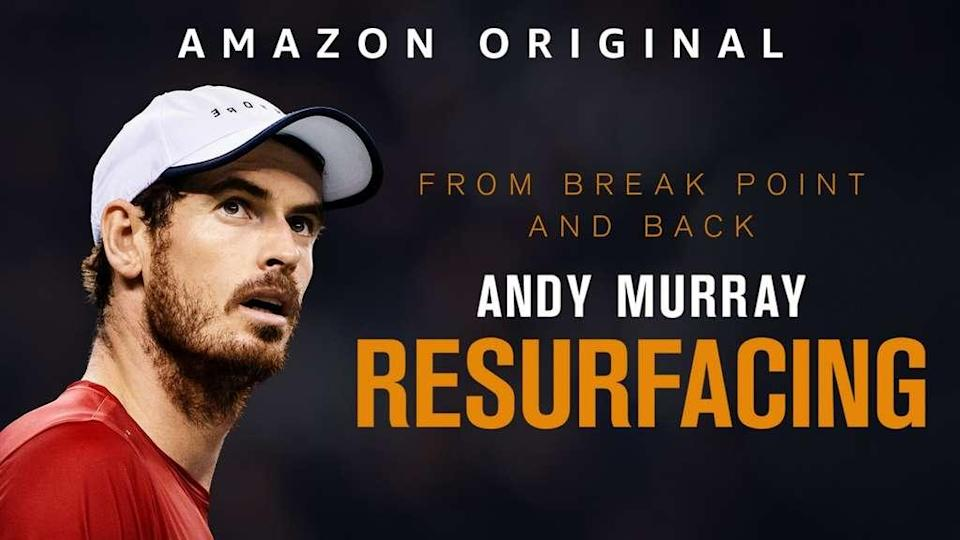 Andy Murray : Refaire surface © Amazon