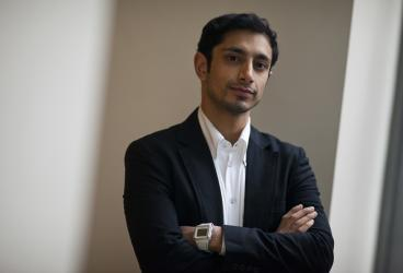 British-Pakistani actor Riz Ahmed said he was unable to continue chanting his support for England after being racially abused by a fellow England fan.