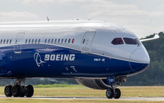 Boeing Shares Hold Steady as CEO Muilenburg endures a Senate Grilling