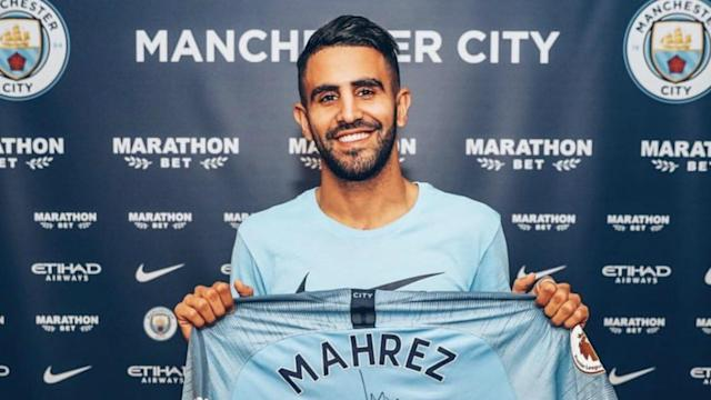 <p><strong>In:</strong> Riyad Mahrez (Leicester City, £60m); Philippe Sandler (PEC Zwolle, £2.6m); Claudio Gomes (PSG, free)<br><strong>Key Outs:</strong> Jason Denayer (Lyon, £12m); Angus Gunn (Southampton, £10m); Pablo Maffeo (Stuttgart, £8.1m); Angeliño (PSV Eindhoven, £5m); Joe Hart (Burnley, £3.5m); Olarenwaju Kayode (Shakhtar Donetsk, £2.6m); Yaya Touré (released); Patrick Roberts (Girona, loan) </p>