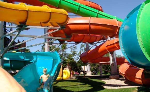 'We know it's going to be difficult, we're going to be down no matter what scenario we look at for the summer,' says Matthew Jelley, president of Maritime Fun Group, which owns Shining Waters Family Fun Park.