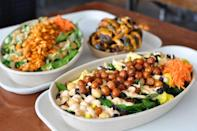 "<p>The Meatless Monday trend has become a popular way to eat healthy during the week, but for many people <a href=""http://www.delish.com/cooking/g1486/healthy-vegetarian-dinner-recipes/"" rel=""nofollow noopener"" target=""_blank"" data-ylk=""slk:vegetarian meals"" class=""link rapid-noclick-resp"">vegetarian meals</a> are a lifestyle. Whether you always stick to plant-based foods or just want to try something new, these are the best vegetarian restaurants in the country, according to <a href=""https://www.yelp.com/"" rel=""nofollow noopener"" target=""_blank"" data-ylk=""slk:Yelp"" class=""link rapid-noclick-resp"">Yelp</a>. These spots use <a href=""http://www.delish.com/holiday-recipes/christmas/g3623/roasted-vegetable-recipes/"" rel=""nofollow noopener"" target=""_blank"" data-ylk=""slk:vegetables"" class=""link rapid-noclick-resp"">vegetables</a> in insanely creative ways that go way beyond <a href=""http://www.delish.com/cooking/recipe-ideas/g3062/fall-salads/"" rel=""nofollow noopener"" target=""_blank"" data-ylk=""slk:salads"" class=""link rapid-noclick-resp"">salads</a>, and they're definitely worth a visit. </p><p>This list is based on Yelp reviews and ratings at restaurants in the ""vegetarian"" category. In states where vegetarian-only places were not available, vegetarian-friendly places were included. All of these restaurants have enacted COVID-19 safety measures. </p>"