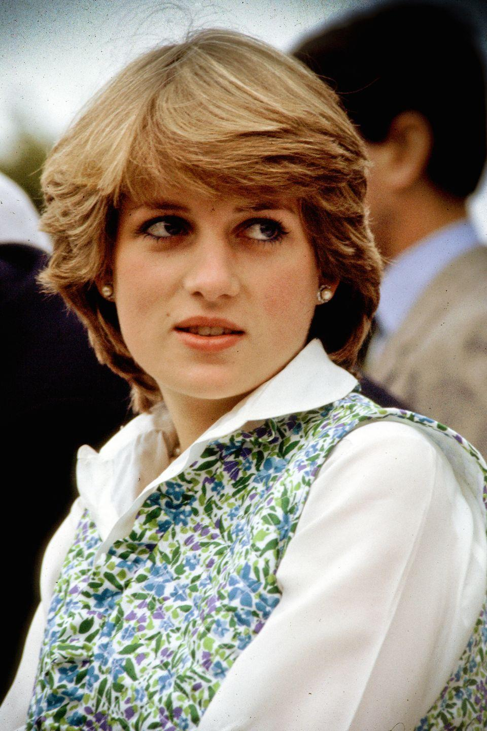 """<p>The constant press attention wore down on Diana. At one polo match that July, """"the persistence of the paparazzi<span class=""""redactor-invisible-space"""">"""" caused the 20-year-old to start crying, the </span><a href=""""https://www.washingtonpost.com/archive/lifestyle/1981/07/27/the-royal-wedding/2e354acb-034c-4781-abd6-e247ffc693b2/?utm_term=.0fb56506e105"""" rel=""""nofollow noopener"""" target=""""_blank"""" data-ylk=""""slk:Washington Post"""" class=""""link rapid-noclick-resp""""><em>Washington Post</em></a><span class=""""redactor-invisible-space""""> reported at the time. With her wedding only a few days away, her life in the spotlight had officially begun. </span></p>"""