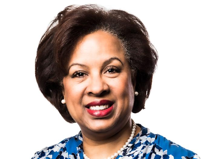 """Toni Townes-Whitley, Microsoft's president of US regulated industries. <p class=""""copyright"""">Microsoft</p>"""