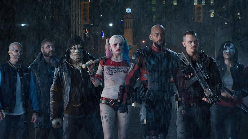 'Suicide Squad' was a box office hit, but a critical disappointment, in 2016. (Credit: DC/Warner Bros)