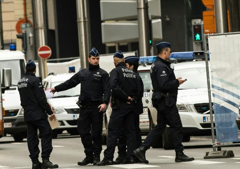 Belgium has been on high alert since March 22 last year when suicide bombers attacked Zaventem airport and the Maalbeek metro station, killing 32 people