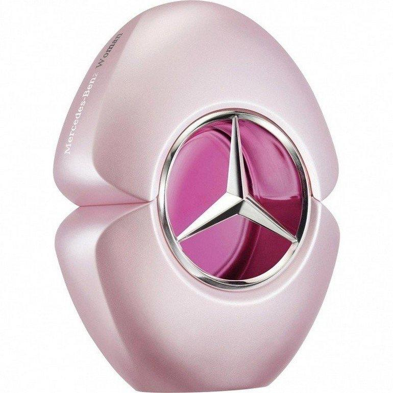Mercedez Benz Woman