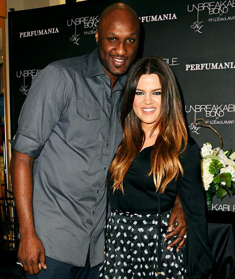 "Khloe Kardashian, Lamar Odom Celebrating His Birthday Together at Home: ""He Is Hopeful"""