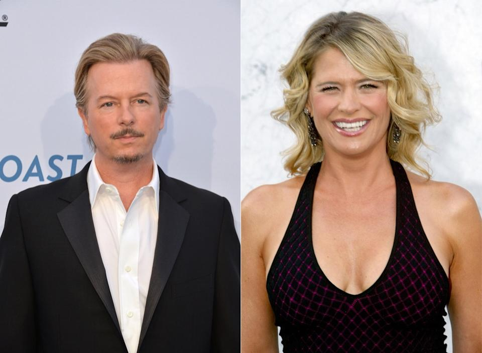 David Spade Kristy Swanson It Couples From the 90s