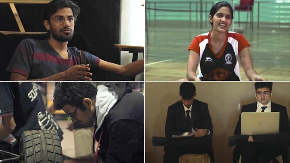 Alma Matters: Inside the IIT Dream Trailer – Get Ready to See the Other  Side of the Engineering Life (Watch Video)