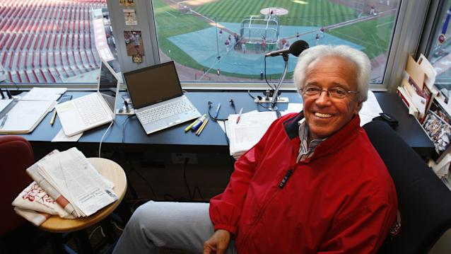 Fay: There will never be another like Cincinnati Reds radio broadcaster Marty Brennaman