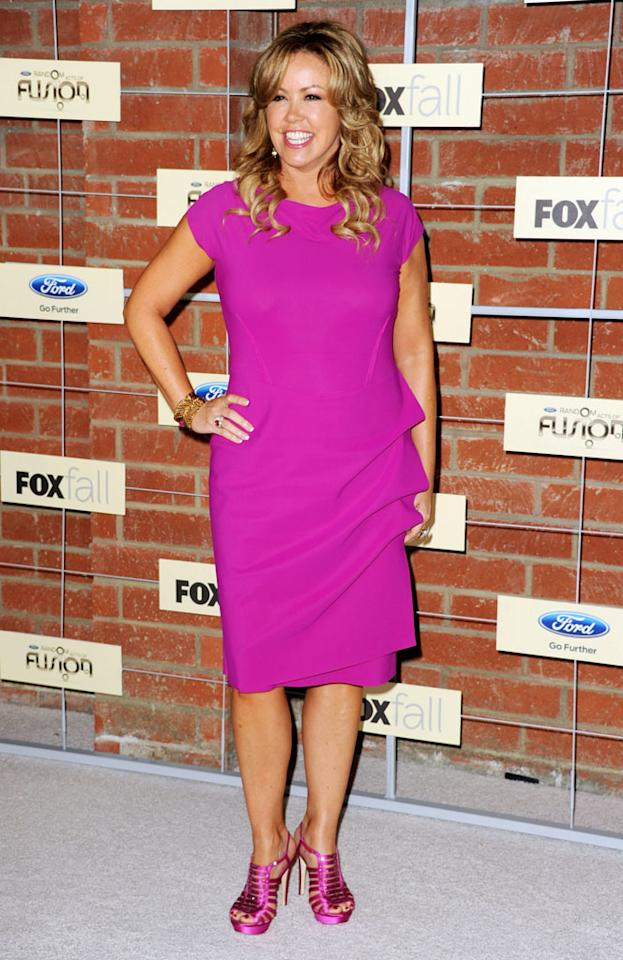 "Mary Murphy (""So You Think You Can Dance"") attends Fox's Fall 2012 Eco-Casino party at The Bookbindery on September 10, 2012 in Culver City, California."