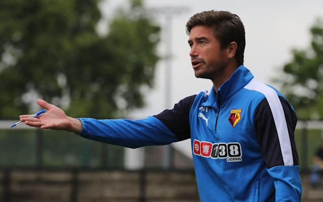 Harry Kewell named new head coach of Crawley Town