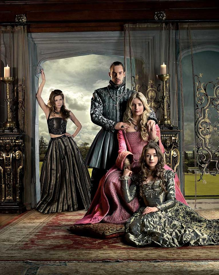 """<a href=""""/the-tudors/show/37709"""">""""The Tudors""""</a> spins a historically inaccurate but dramatically delicious take on the reign of King Henry VIII (<a href=""""/jonathan-rhys-meyers/contributor/32539"""">Jonathan Rhys Meyers</a>). When Season 3 wrapped up, Henry was looking for a way out of his marriage to Anne of Cleves and was bedding a new teenage lover. Meanwhile, the Earl of Essex, declared a traitor, was begging Henry to spare him from the executioner's blade. <a href=""""/the-tudors/show/37709"""">Returns in 2010 on Showtime</a>"""