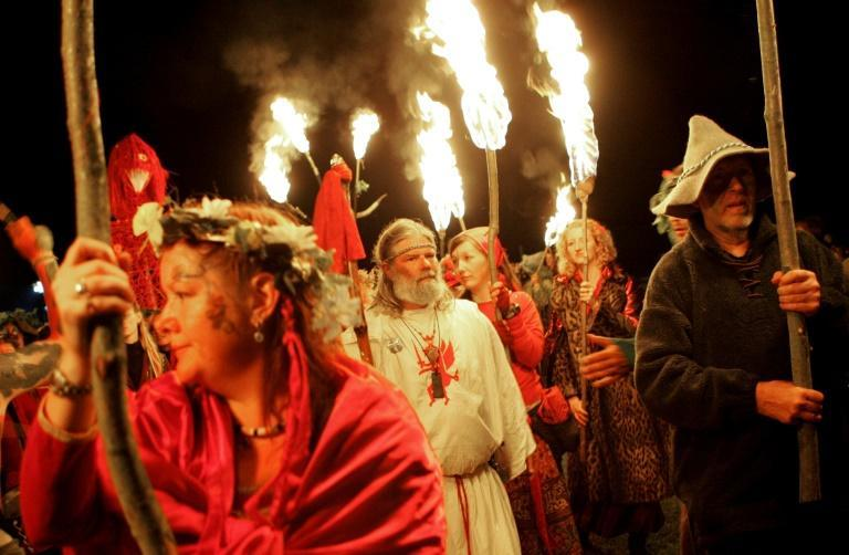 Druids and pagans consider Stonehenge a sacred site