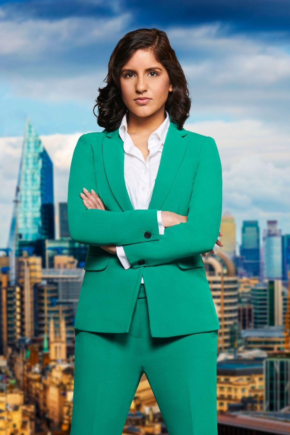 """<p>""""I'm one fierce businesswoman with both sass and class.""""</p><p>Iasha, 27, from Manchester is an account manager who believes her """"crazy, controversial, eccentric personality"""" will make her stand out. Iasha also hopes that other candidates will underestimate her and aims to keep her """"enemies"""" close.</p>"""
